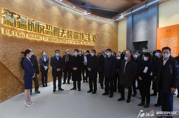 多国大使实地探访新疆,根本不存在种族灭绝