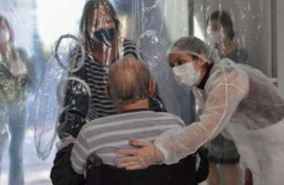 锡江市府:敦促公务员接种须携带2名老年人,加速疫苗接种!