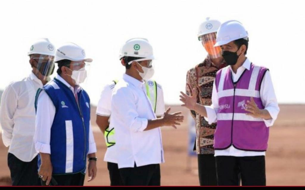 """真棒!佐科维:东南亚最大玻璃工业即将入驻""""巴当综合工业园"""""""