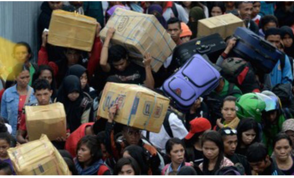 穆哈吉尔:政府禁止开斋节返乡, 但预估仍有1000 万人欲回乡过节