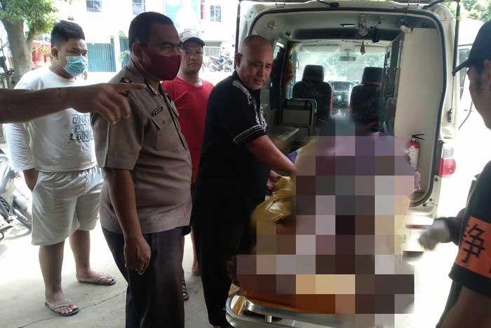一名中年男子,因家庭纠纷竟敢燃烧自己于巴绒班让市场