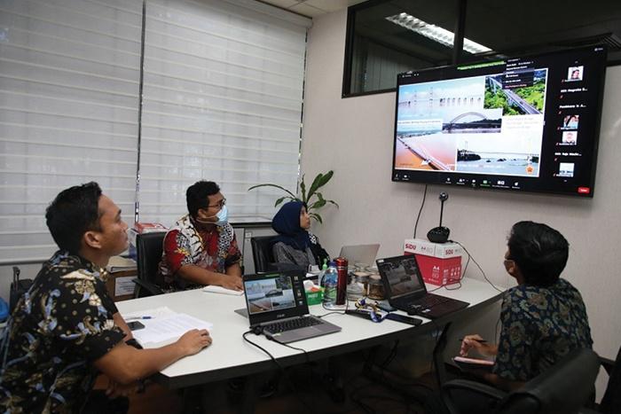 巴淡岛 - 民丹岛跨海大桥的建设 有望改善两岛之间的连通性