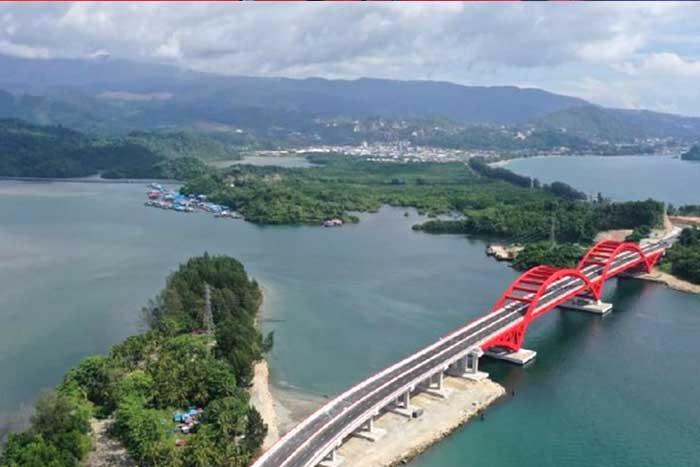 政府准备好9.79万亿盾 建设巴布亚和西巴布亚基础设施