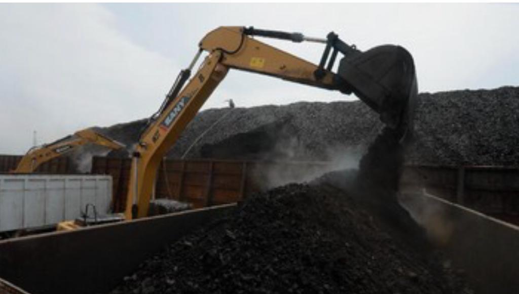 中国煤炭消费量飙升,煤价基准可能升至89.74美元