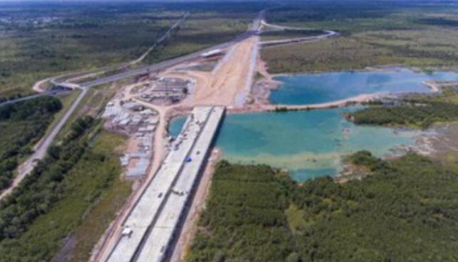 跨苏门答腊主干收费公路或于 2023 年竣工