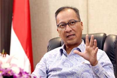听中小企业诉苦有关大量进口货物,经济统筹部长艾朗卡说。。