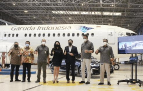 鹰航和宝马推出「苏加诺机场往返接送」尊享服务