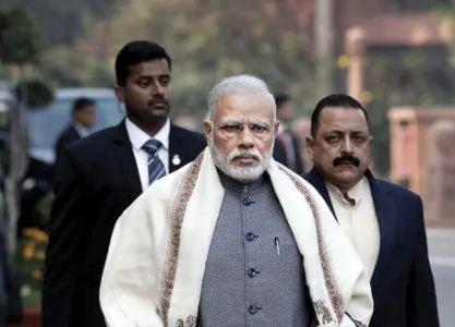"""印度可能加入G7基建计划""""对抗中国"""""""
