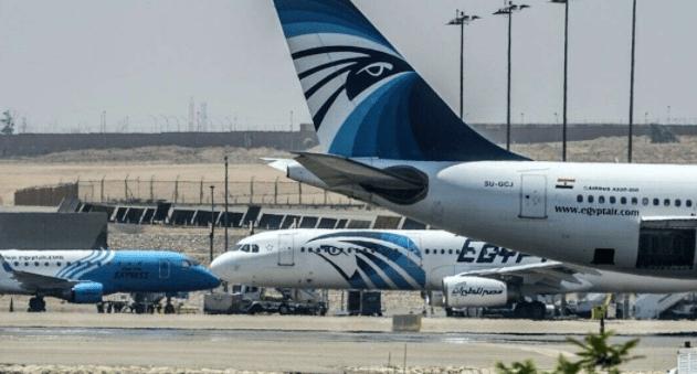 2架次航班「108人检测呈阳性」,埃及赴华多航班暂停执飞