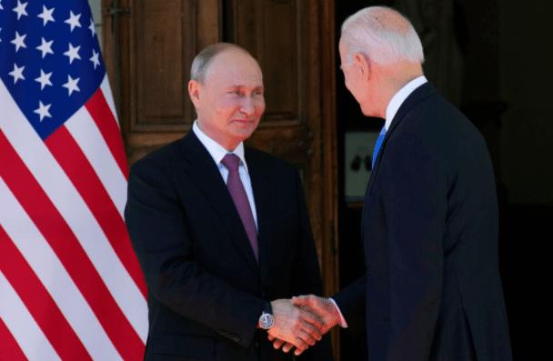 拜登普京会晤,称俄罗斯正受到中国挤压 ?