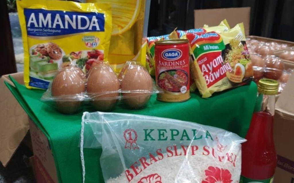 在印尼:需缴纳增值税(PPN)的食品清单
