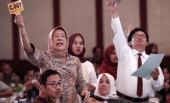 如何参与印尼政府的官方拍卖 ?
