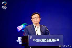 """""""比亚迪""""王传福:中国引领全球新能源车发展"""