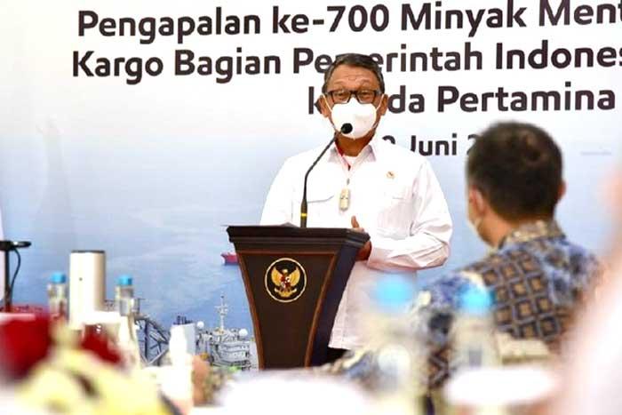 能源矿产部长表扬直布区块产出 4.75 亿桶