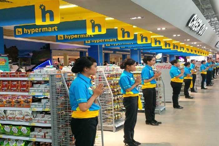 如果活动限制实施,对超级市场经营如 Hypermart 和 Transmart 产生影响