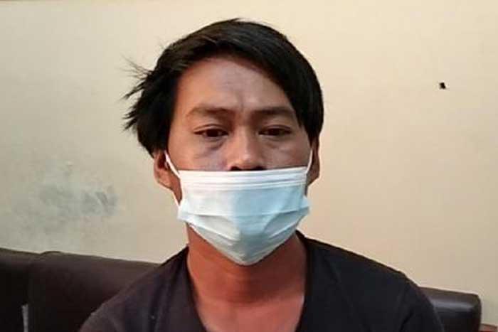 这名男子不相信有新冠肺炎,甚至可以触碰确诊冠状的尸体!