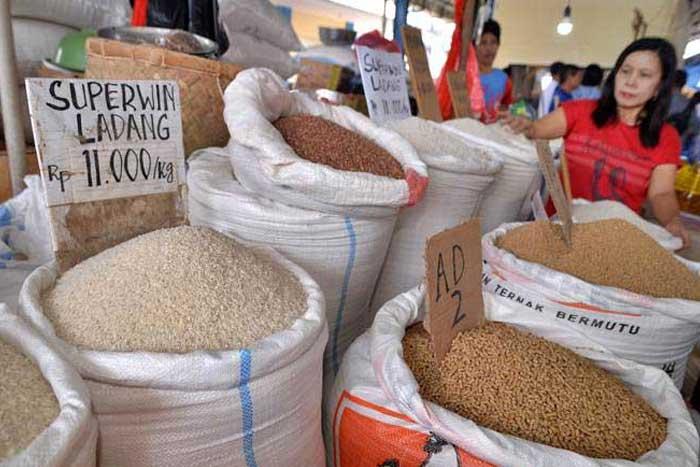 税务总局确保传统市场的基本食品不征收增值税