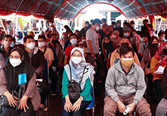 LSI:大多数印尼人拒绝付费接种疫苗