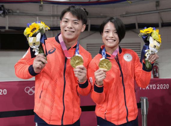 创奥运历史首次!相隔26分钟 兄妹双双获得奥运金牌