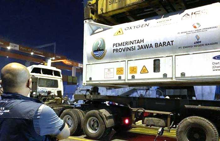 金光集团(Sinar Mas)属下 APP 公司向西爪哇分配 85.8 吨氧气