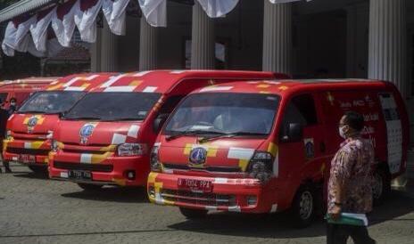 楠榜警方部署流动疫苗车 所有警察局都必须准备流动疫苗车