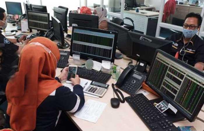 国家伊斯兰教法证券(SBSN)市场充斥买家