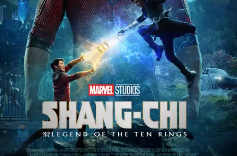 漫威首部亚裔超级英雄《尚气》横扫北美周末票房