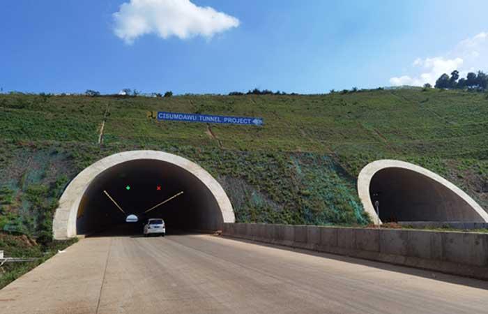 印尼首条公路隧道顺利通车,看中冶实力如何彰显