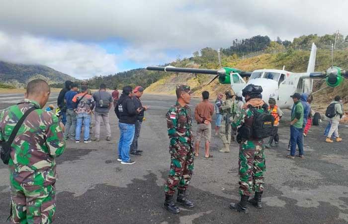 怀疑天气因素导致 Rimbun Air 飞机撞击巴布亚的山坡