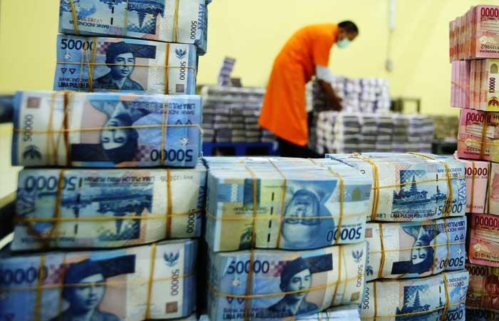 通过银行业务,政府已支付了 419.78 万亿印尼盾的信贷