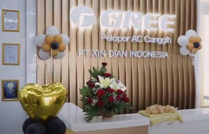 这就是格力电器进军印尼市场的原因