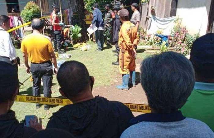 一名孩子在班塔英杀害他的父母和兄弟