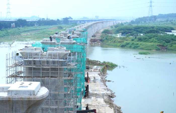 雅万高铁将刺激印尼业务扩张