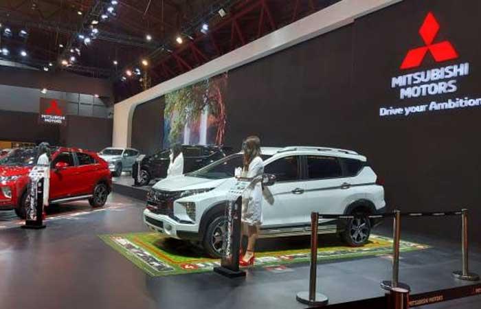 三菱汽车 (MMKSI) 2021 年 9 月销量为。。